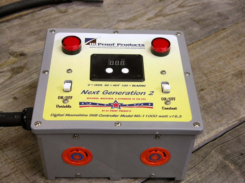 Next Generation 2 Moonshine Still Controller Package For